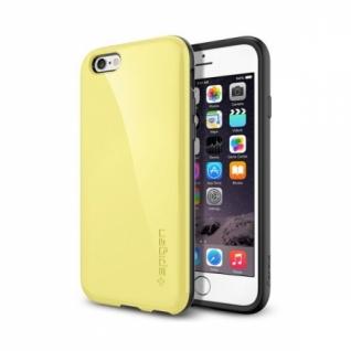 Чехол для iPhone 6 Plus SGP Capella Case, цвет Lemon Yellow (SGP11086)