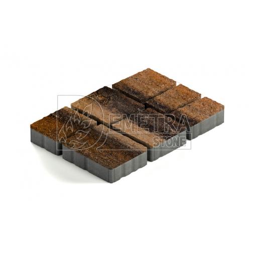 Тротуарная плитка Гранито color mix 36986234