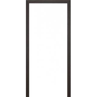 Коробка МариаМ ЭЛИТ МДФ шпон с уплотнителем 2070х80х28 Белёный дуб, Венге