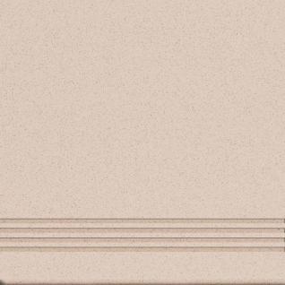 ЭСТИМА СТ-17 Ступень керамогранит матовый 300х300мм молочный (17шт=1,53м2) / ESTIMA ST-17 Ступени керамогранит неполированный 300х300х8мм молочный (упак. 17шт.=1,53 кв.м.)