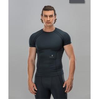 Мужская компрессионная футболка Fifty Intense Pro Fa-mt-0101, черный размер M