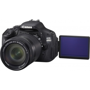 Canon EOS 650D Kit 18-135 IS*