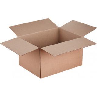 Короб 340х260х200мм картон Т22 бурый 10 шт./уп