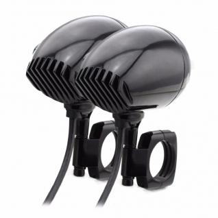 """Мотоакустика Ergo ER500M (встроенный усилитель, 3"""" Hi-Fi динамики 2 шт. 2х80 Вт.) черный Ergo"""