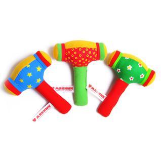 """Развивающие игрушки для малышей Мякиши Мякиши 370M Игрушка """"ШуМякиши"""" (Молоточек)"""