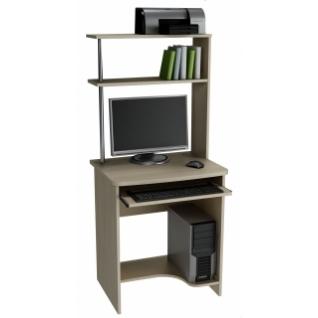 Витра Компьютерный стол Фортуна 25 дуб венге