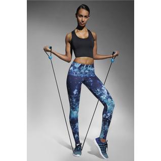 Легинсы для фитнеса Laguna темно-синий S Bas Bleu