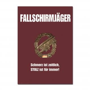 Постер Fallschirmjaeger Stolz