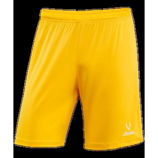 Шорты футбольные Jögel Camp Jft-1120-041, желтый/белый размер XXL