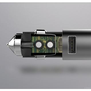 Зарядное устройство + bluetooth гарнитура Rock Space Hammer rau0559 Car Charger&Bluetooth earphone