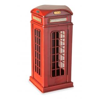 Фигурка-копилка Red telephone box