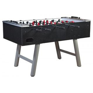 Dynamic Billard Игровой стол футбол Dynamic Billard Inter (146 х 75 х 88 см, черный)