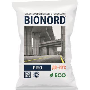 Реагент противогололедный Bionord Pro до -20С 23кг