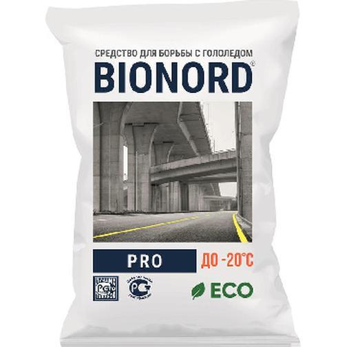 Реагент противогололедный Bionord Pro до -20С 23кг 42469608
