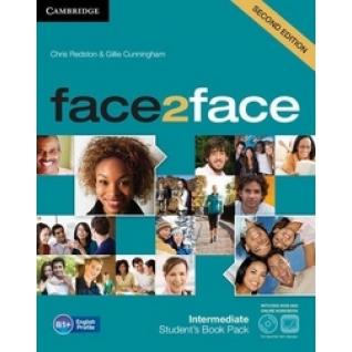 Redston Chris. Face2face. Student's Book (+ DVD)