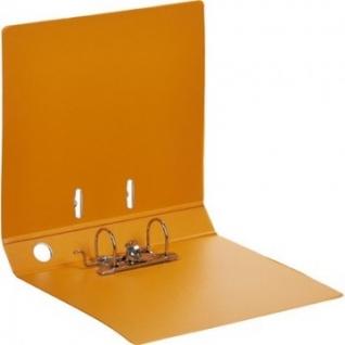 Папка-регистратор BANTEX Strong Line 1451-12, 50мм, оранжевый