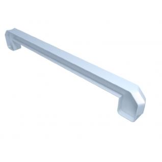 Соединитель для подоконника белый 600 мм Народный пластик