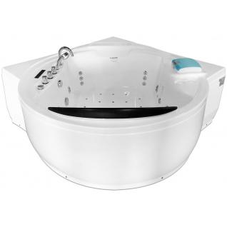 Акриловая ванна Gemy с гидромассажем (G9071 II K)