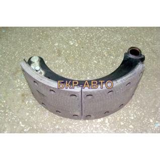 Колодка тормозная МАЗ 5336-3501090