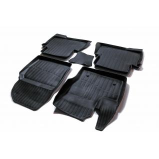 Ковры в салон SRTK PREMIUM 3D Ford Kuga II 2012- PR.FD.KU.12G.02078