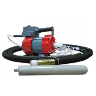 ЭП-1400 с УЗО комплект (наконечник 51мм/ вал 3,1м/ 1,4кВт/ 50Гц/ 220В) асинхронный двигатель