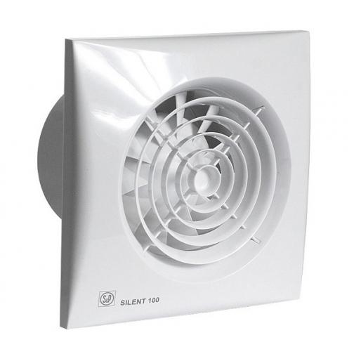 Вентилятор Soler & Palau Kit Silent-100 CZ 12V+CT-12/14 6770020