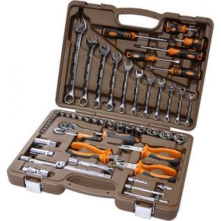 Набор инструмента для автомобиля Ombra OMT55S OMBRA