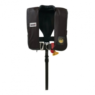 Marinepool Автоматический спасательный жилет Marinepool ISO Premium 180N 5000169 черный более 40 кг