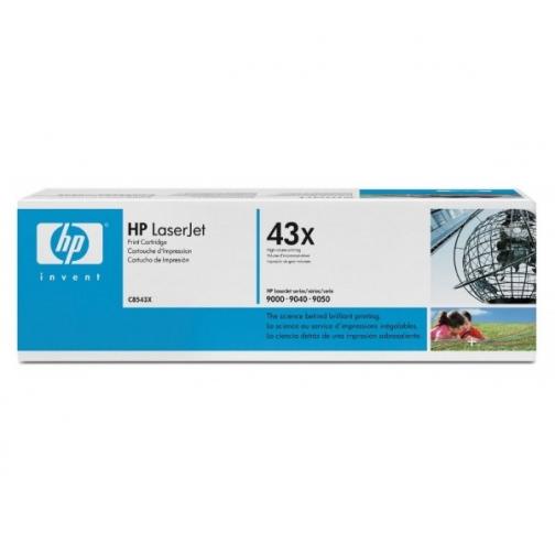 Картридж C8543X №43X для HP LJ 9000, 9040, 9050 series (черный, 30000 стр.) 719-01 Hewlett-Packard 852599 1