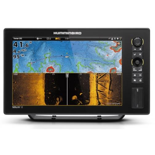 Эхолот Humminbird Solix 12 CHIRP Mega SI GPS (410390-1) 36986252