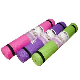 Коврик для йоги 173х61х0,6 см (Голубой)