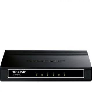 Коммутатор TP-Link TL-SG1005D (5x10/100/1000)