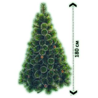 Искусственная пушистая елка 180 см.