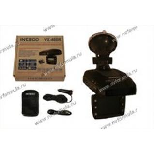 Антирадар (радар-детектор) + видеорегистратор INTEGO с GPS VX-460R