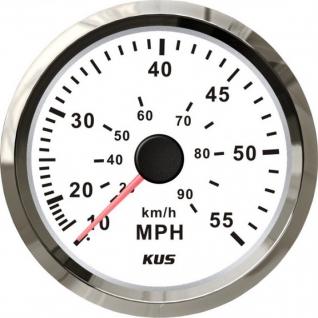 Спидометр KUS WS 55 узлов (K-Y18101)