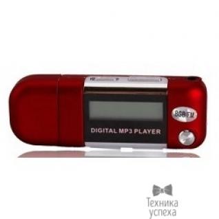 Perfeo Perfeo цифровой аудио плеер Music Strong 8 Gb, красный (VI-M010-8GB Red)