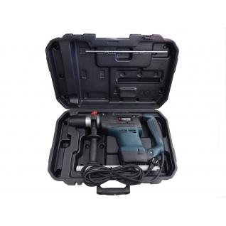 Перфоратор электрический, 220V, 1400W, 10Дж, 1750-3500 уд/мин(в кейсе) Forsage electro