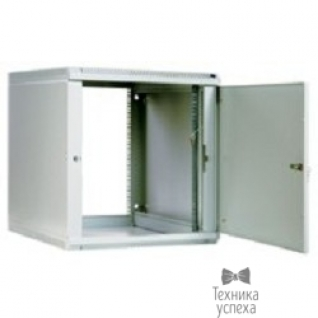 Цмо ЦМО! Шкаф телеком. настен, 9U, 600x300 дверь металл (ШРН-9.300.1) (1 коробка)