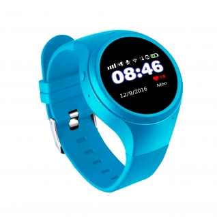 Умные часы и браслеты Wochi Часы-телефон WOCHI ZOOMIX (Синий)