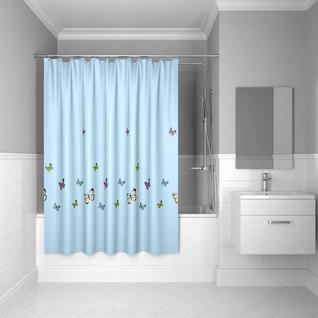 Штора для ванной комнаты IDDIS SCID031P