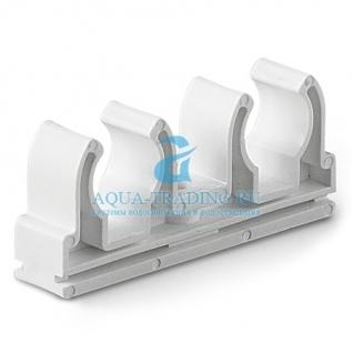 Опора двойная 20 полипропиленовая SLT Aqua