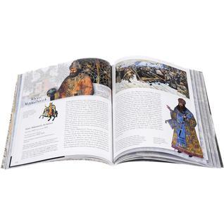 Альбом. Монархи России англ, 978-5-905985-66-9