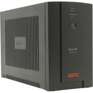 ИБП APC Back-UPS BX950UI (6 IEC/480Вт/USB/RJ11/черный)