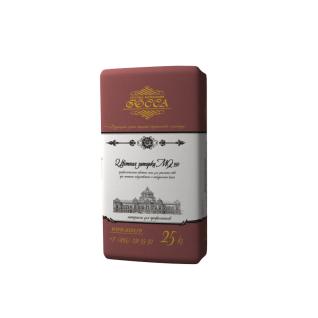 Зимняя затирка ЮССА MQ 950-911 Шоколадный домик (темно-коричневый)