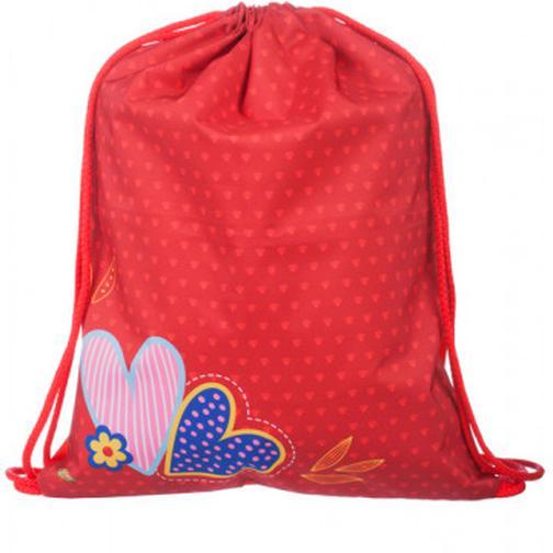 Мешок для обуви №1 School Сердечки 330x420, МО-20 37857571