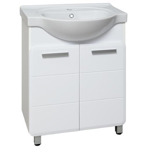 Тумба для ванной Runo Эрика 70 без Раковины (ERICA 70) 38114419