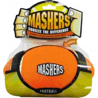 """R2P R2P игрушка для собак Masher """"Мячик"""" 13 см вспененная резина с покрытием теннисного мяча"""