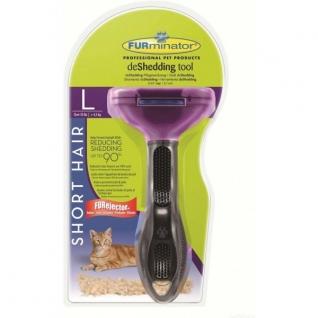 FURminator FURminator для кошек больших короткошерстных пород Short Hair Large Cat 7 см