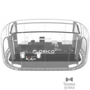 Orico ORICO 6139U3-CR Док-станция для HDD (прозрачный)