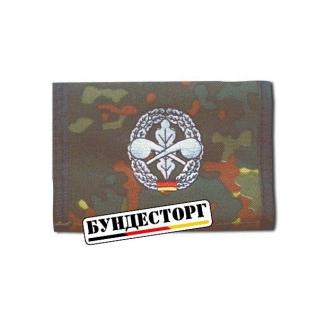 Бумажник, части химической защиты, флектарн